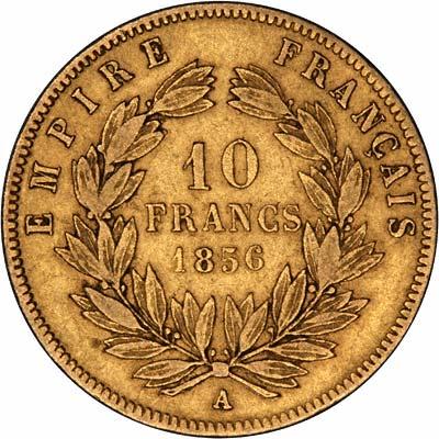 מטבע זהב עשר פרנק