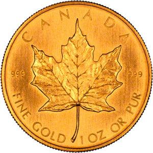 מטבע זהב קנדי