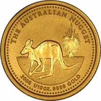 kangaroo gold coin