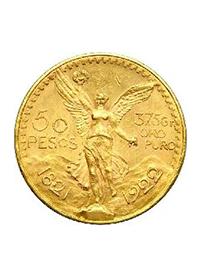 מטבע זהב פזו