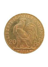 מטבע זהב פרנק