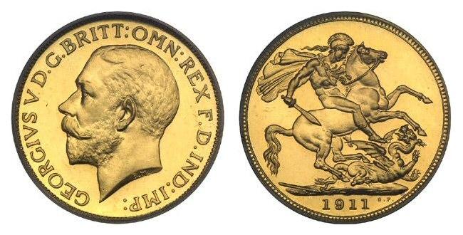 מטבע זהב סוברין