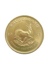 מטבע זהב קרוגרנד